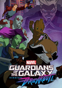 Guardians of the Galaxy - S02E04
