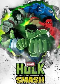 Hulk and the Agents of S.M.A.S.H.